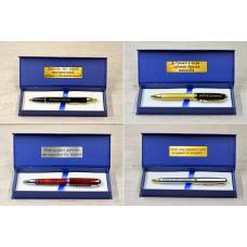 """Подарочная ручка """"La Geer"""" под гравировку для дедушки"""