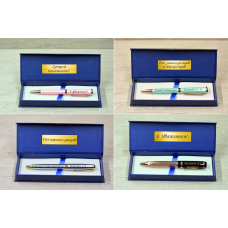 """Подарочная ручка """"La Geer"""" под гравировку для начальницы"""