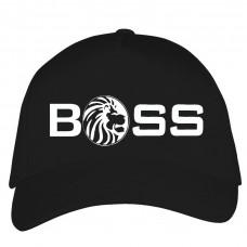 Бейсболка Boss