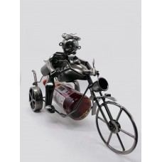 "Держатель для бутылки ""Мотоциклист"""