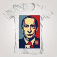 "Футболка мужская ""Putin"""
