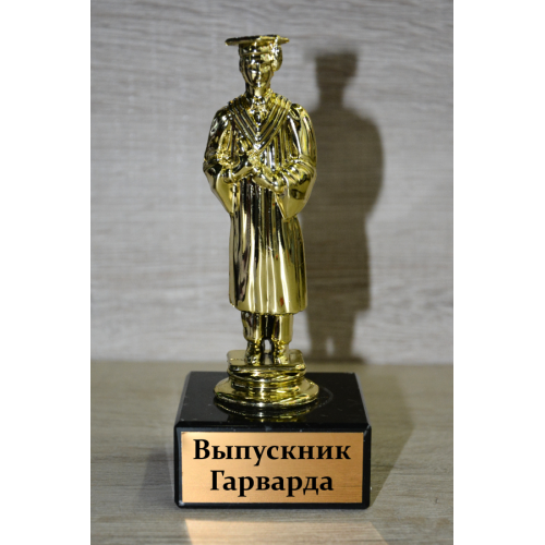 Статуэтка Выпускник